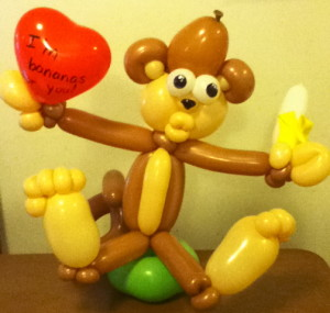 greenville sc balloon artist